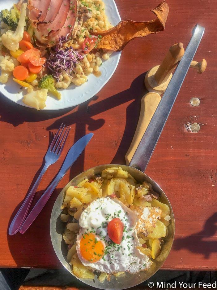 food diary februari 2019