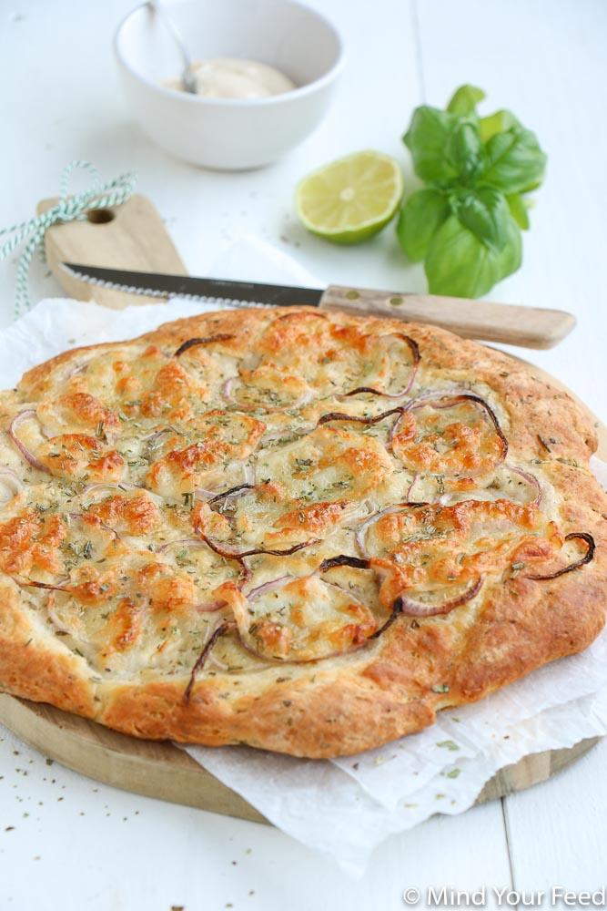 Italiaans platbrood