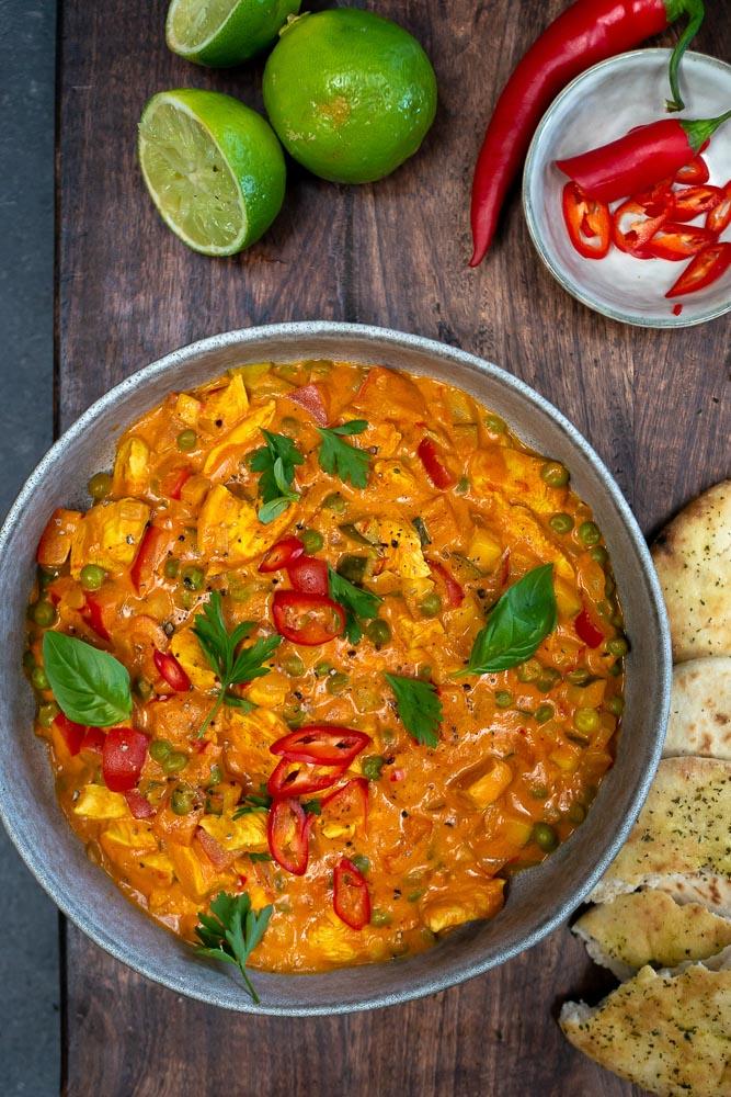 Thaise curry, thaise curry met kip, Thais stoofvlees, thaise curry met groenten, Thaise recepten, zelf curry maken, curry zonder pakje, Thaise curry recept kip