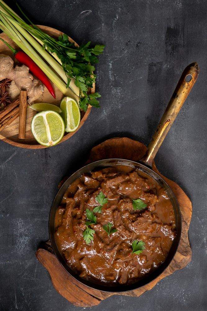 Vietnamees stoofvlees, Oosters stoofvlees, stoofvlees met rund, stoofpot met rund, stoofgerecht, Vietnamese recepten, zelf stoofvlees maken, wat eten we bij stoofvlees,