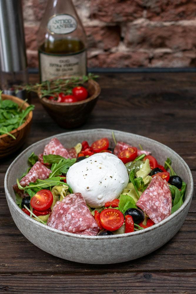 tortellini salade pastasalade recepten