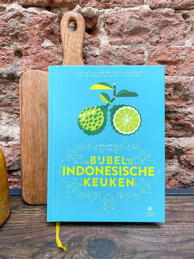 De Bijbel van de Indonesische keuken, Indonesische recepten