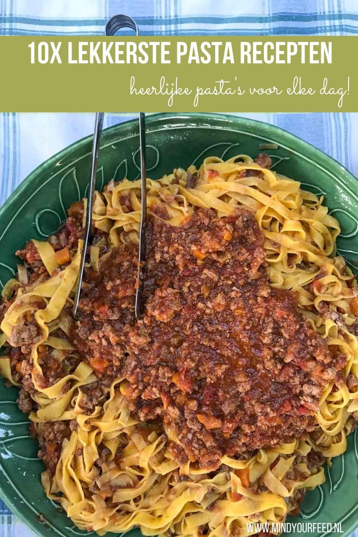 pasta recepten, lekkerste pasta recepten, zelf pasta maken, pastasalade recepten, pastasaus, zelf pastasaus maken, pasta pesto, pasta carbonara, pasta al ragu, pasta all'Arrabiata,