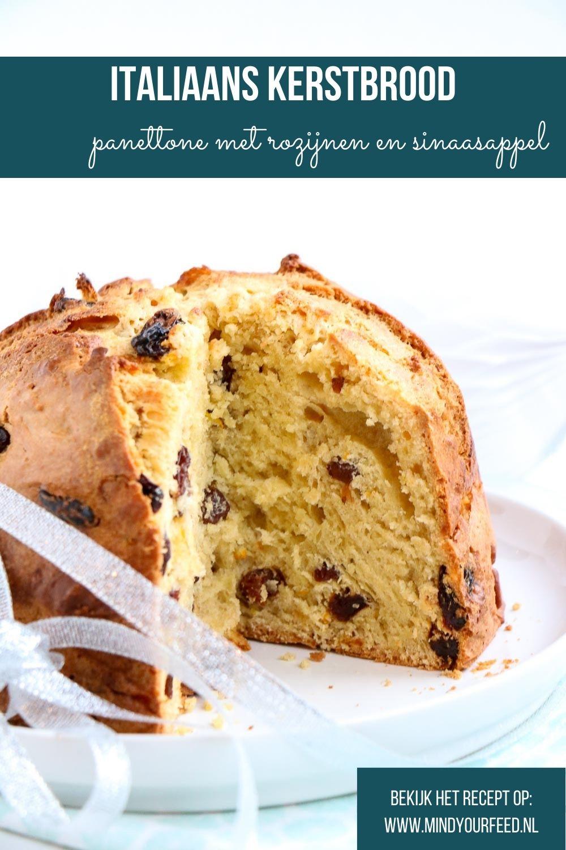 Panettone, panetone recept, Italiaanse panettone, Italiaans kerstbrood, zelf panettone maken, kerstontbijt, kerstontbijt recepten