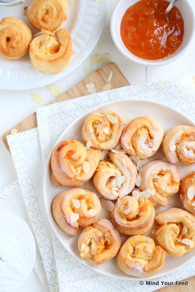 abrikozenbroodjes
