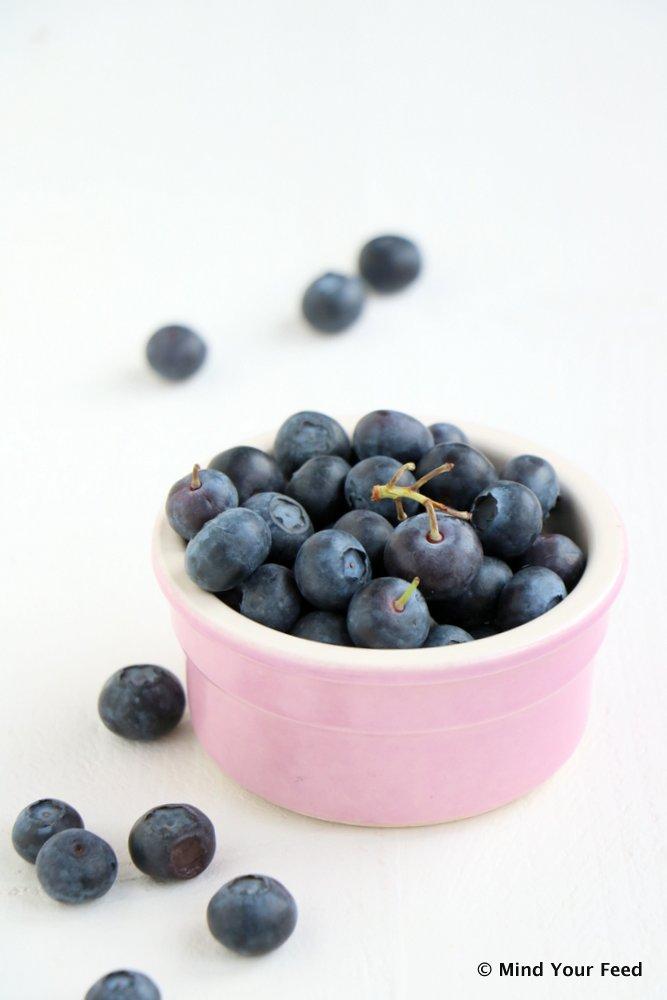 broodpudding met zomerfruit