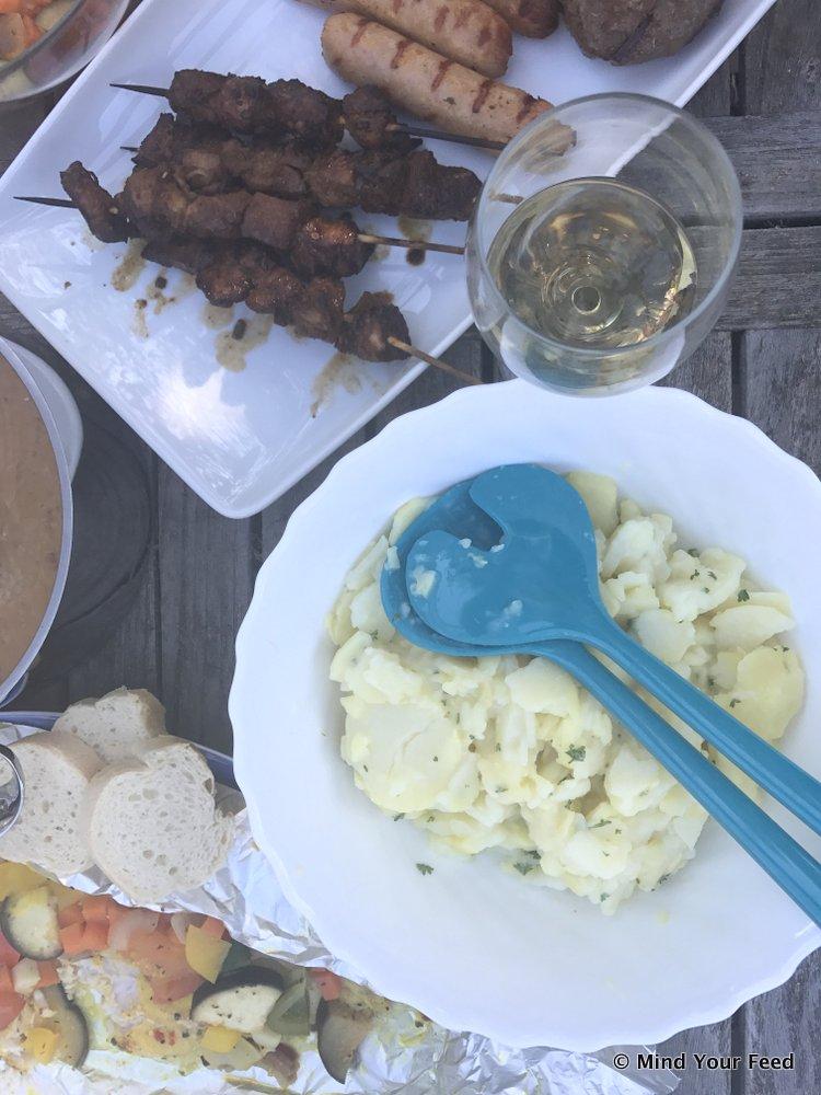 Duitse kartoffelsalat