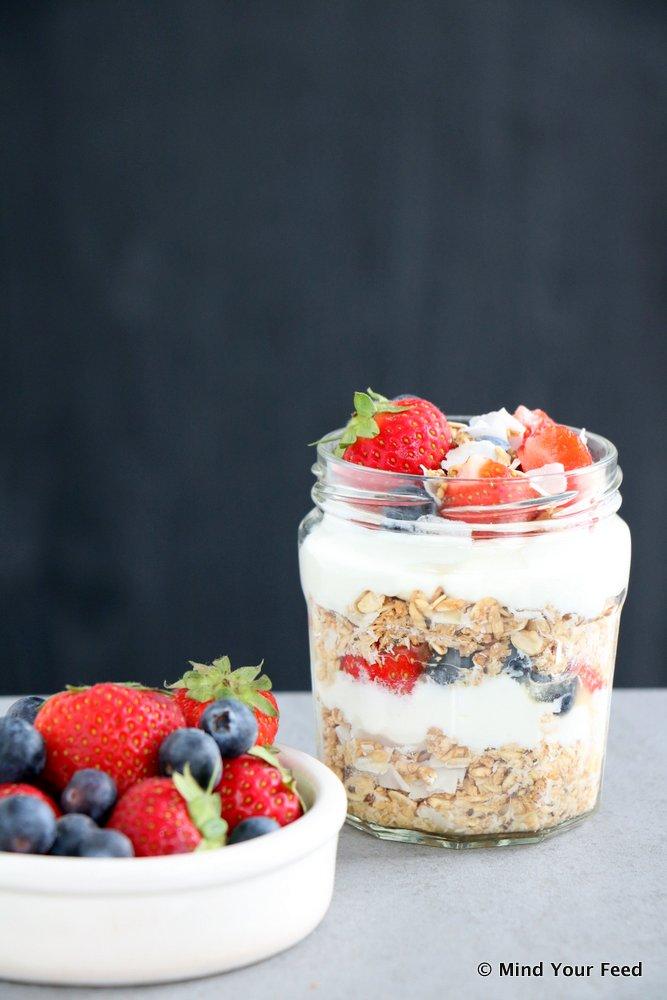 ontbijt trifle