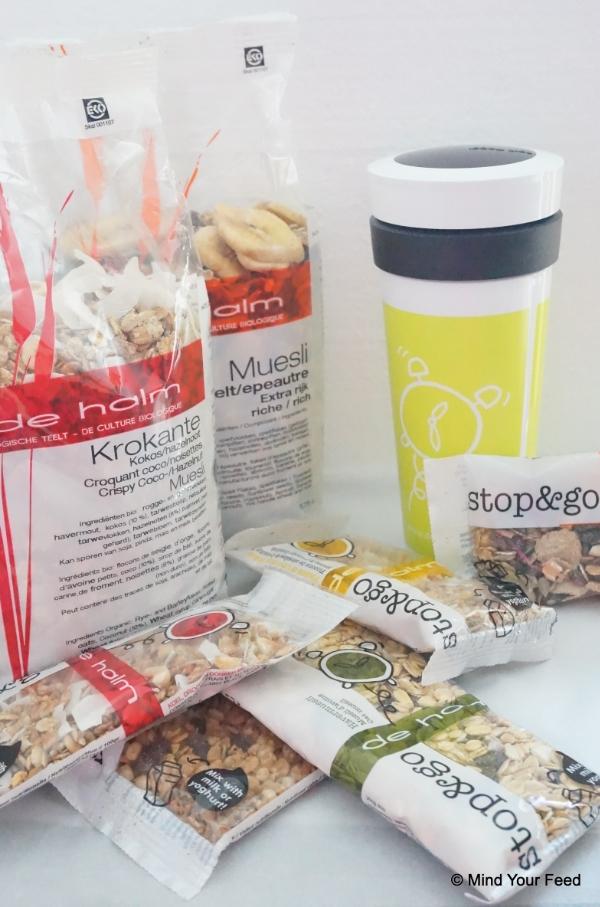 biologisch ontbijtgranen pakket