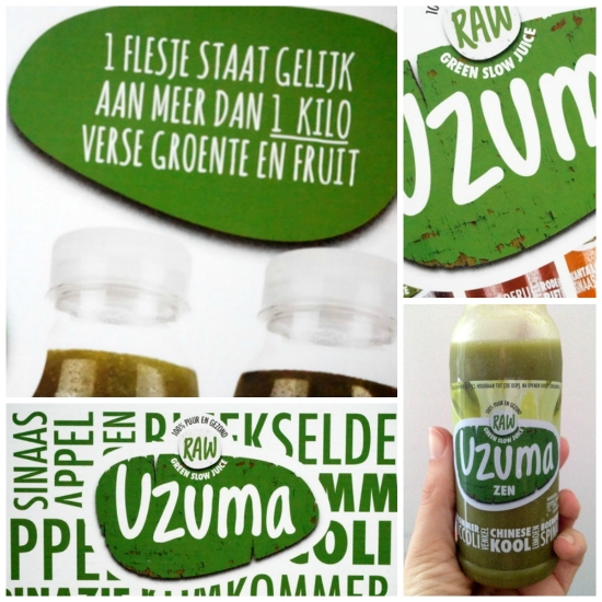 Uzuma green juice