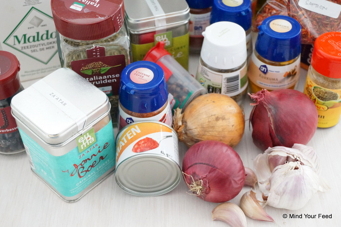 Koken zonder pakjes en zakjes
