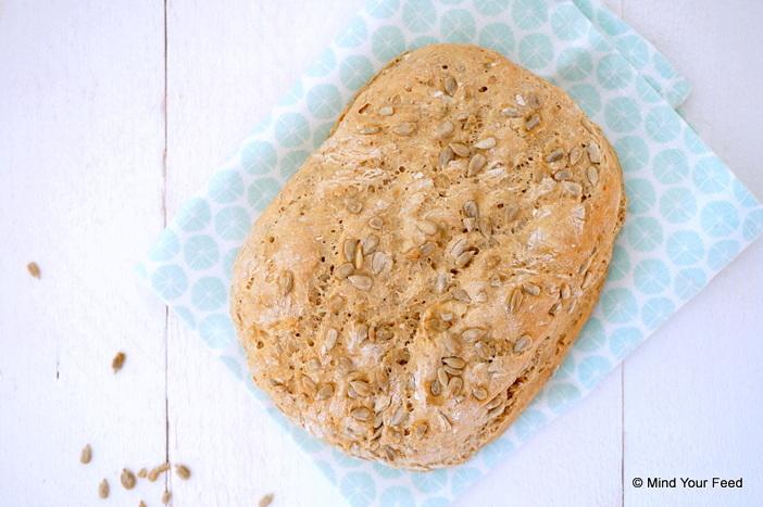 spelt haverbrood