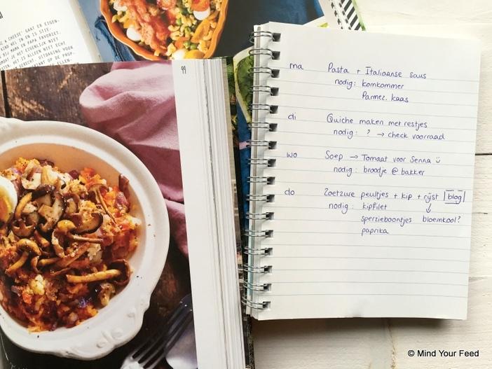 koken zonder pakjes en zakjes, Tips voor snelle en gezonde maaltijden, gezond avondeten, gezonde recepten,