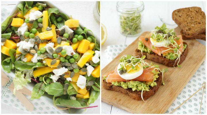 gezond lunchen