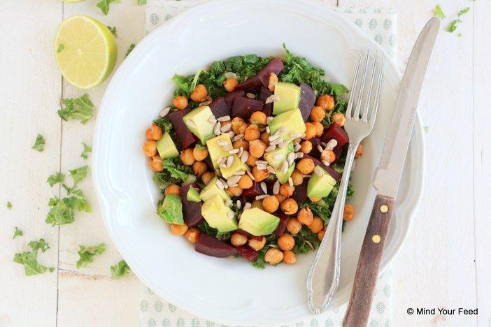 boerenkool salade