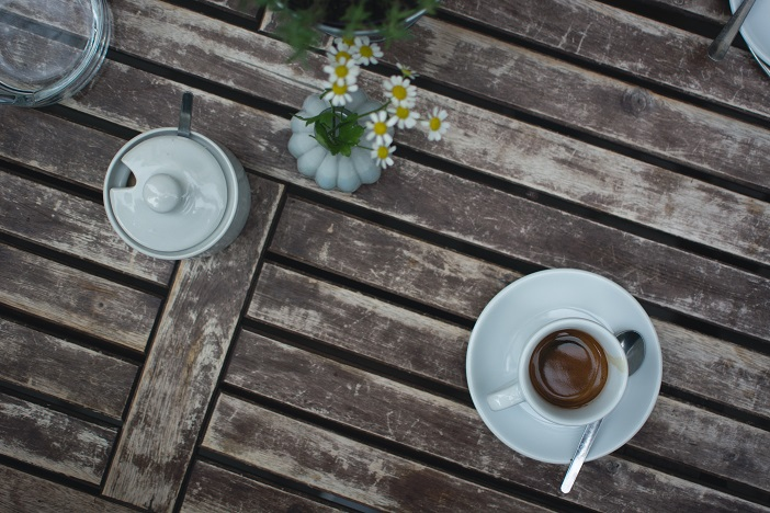 Koffie gezond