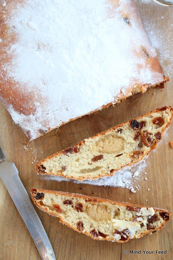 kerststol met amandelspijs, kerststol, kerstbrood, kerstbrood recept, kerstbrood zelf maken, kerstbrood bakken, het lekkerste kerstbrood, beste kerstbrood