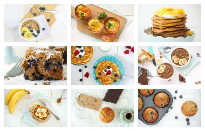 ontbijten zonder brood